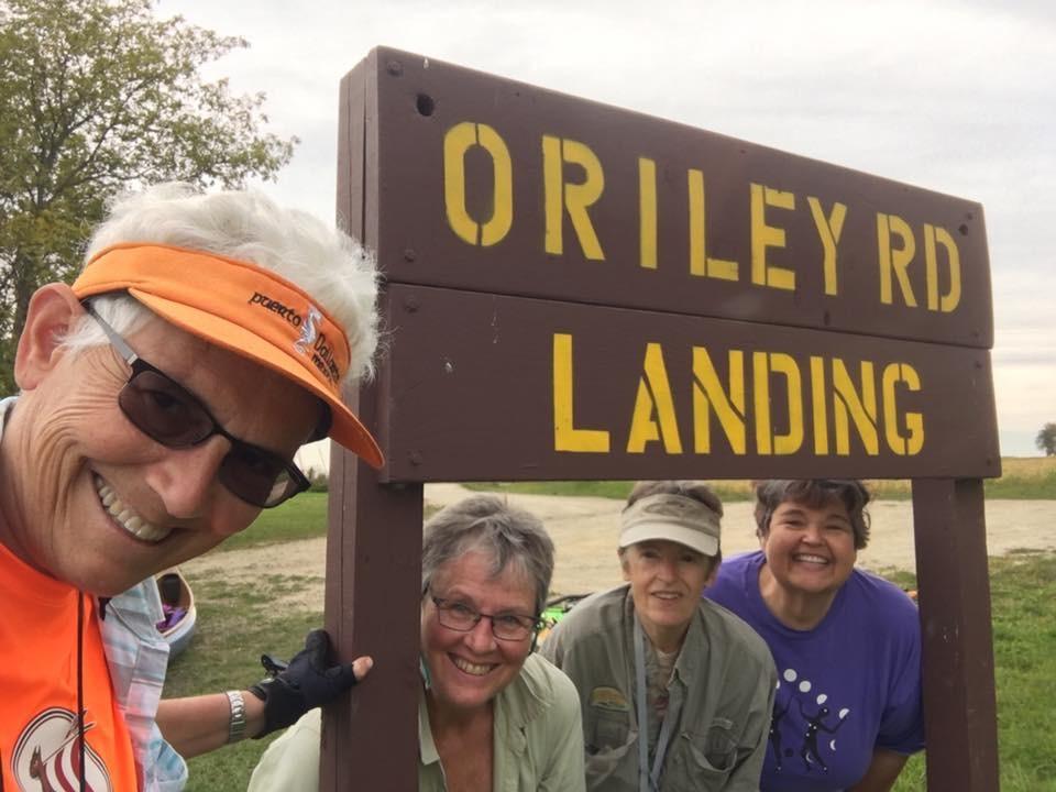 Turtle Creek Oriley landing new sign