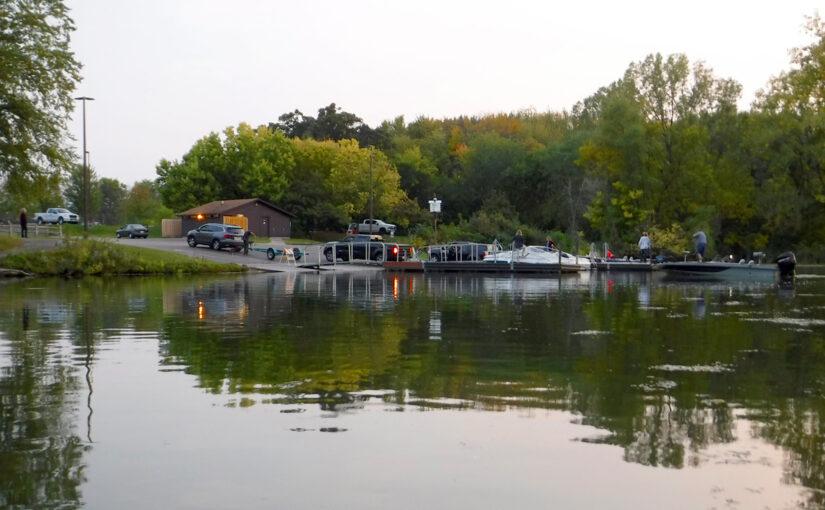 Bunches of Big Boats at Babcock Park