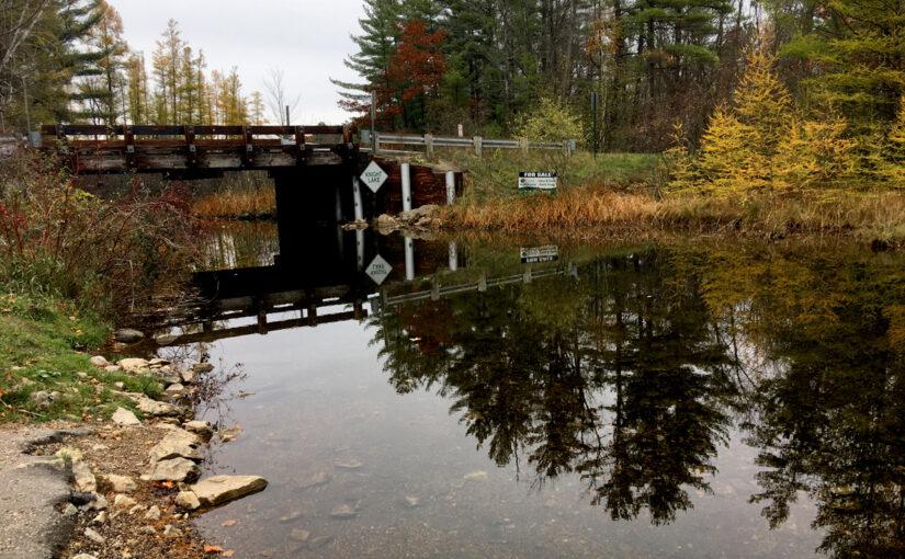 Hartman Creek State Park – Recon